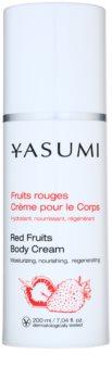 Yasumi Body Care crema idratante per tutti i tipi di pelle