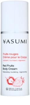 Yasumi Body Care creme hidratante para todos os tipos de pele