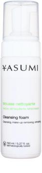 Yasumi Face Care espuma desmaquilhante e de limpeza