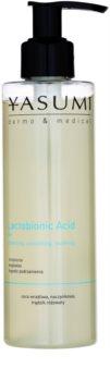 Yasumi Dermo&Medical Lactobionic Acid gel de curățare pentru piele sensibila cu tendinte de inrosire