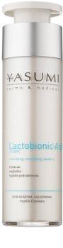 Yasumi Dermo&Medical Lactobionic Acid Ansiktskräm för känslig, rodnadsbenägen hud