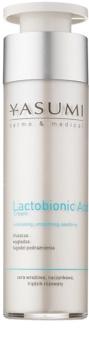Yasumi Dermo&Medical Lactobionic Acid crema viso per pelli sensibili con tendenza all'arrossamento
