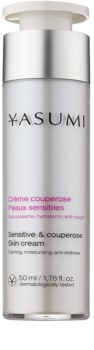 Yasumi Anti-Redness Soothing Cream for Sensitive Skin Prone to Redness
