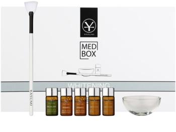 Yasumi Med Box Whitening lote cosmético I. para mujer