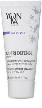 Yon-Ka Age Defense Nutri creme intensivo renovador para pele seca a muito seca