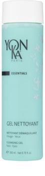 Yon-Ka Essentials gel limpiador desmaquillante para rostro y ojos