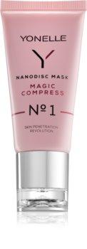 Yonelle Nanodisc Mask Magic Compress N° 1 intenzivna maska za takojšnje izboljšanje videza kože 40+