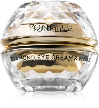 Yonelle Diamond Cream & Mask Eye Cream and Mask Anti-Wrinkles and Dark Circles
