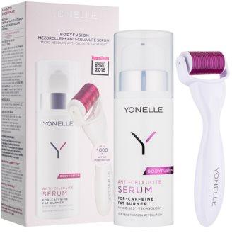 Yonelle Bodyfusion sérum anti-celulite +  mezoroller