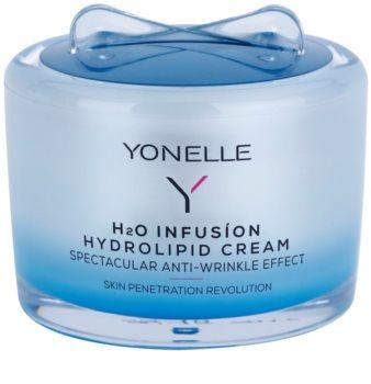 Yonelle H2O Infusíon hydrolipidový krém s protivráskovým účinkom
