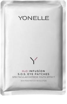 Yonelle H2O Infusíon maschera SOS contorno occhi con effetto lifting