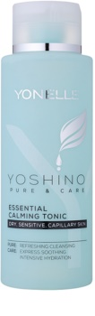Yonelle Yoshino Pure&Care Essential Soothing Toner For Sensitive And Reddened Skin