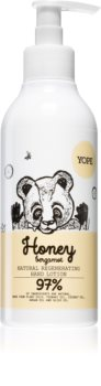 Yope Honey & Bergamot lait régénérant mains