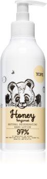 Yope Honey & Bergamot regenerační mléko na ruce