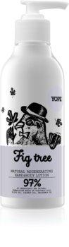 Yope Fig Tree lait régénérant mains et corps