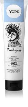 Yope Fresh Grass après-shampoing naturel pour cheveux gras