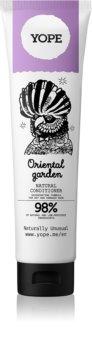 Yope Oriental Garden відновлюючий кондиціонер для сухого або пошкодженого волосся