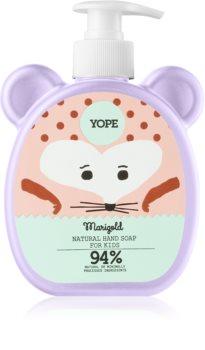 Yope Marigold flüssige Seife für die Hände für Kinder