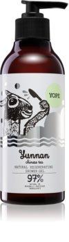 Yope Yunnan regeneráló tusfürdő gél