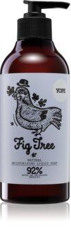 Yope Fig Tree sabonete líquido com efeito hidratante