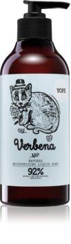 Yope Verbena sabonete líquido com efeito hidratante