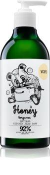 Yope Honey & Bergamot sabonete líquido para mãos