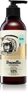 Yope Boswellia & Rosemary gel de ducha natural
