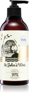 Yope St. John's Wort gel de douche nettoyant
