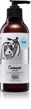 Yope Coconut & Sea Salt Natural Shower Gel with Moisturizing Effect