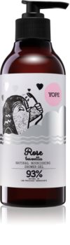 Yope Rose & Boswellia душ гел  с подхранващ ефект