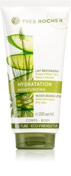 Yves Rocher Plein Air Hydratation hidratáló testápoló tej Aloe Vera tartalommal