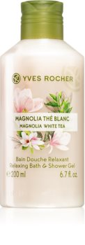 Yves Rocher Magnolia White Tea tusfürdő gél