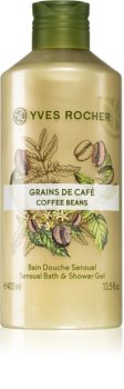 Yves Rocher Coffee Beans Shower Gel