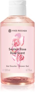 Yves Rocher Senteur Rose sprchový gel