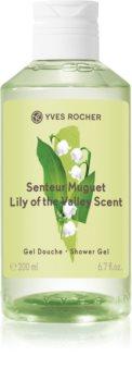 Yves Rocher Lily of the Valley gyengéd tusfürdő gél