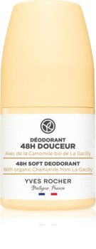 Yves Rocher 48 H Soft golyós dezodor a finom és sima bőrért