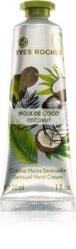 Yves Rocher Coco ápoló kézkrém