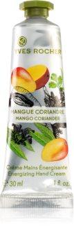 Yves Rocher Mango & Coriander energizující krém na ruce