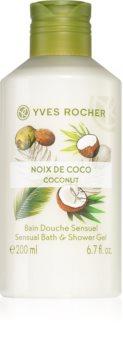 Yves Rocher Coco jemný sprchový gel