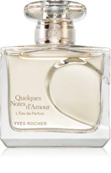 Yves Rocher Quelques Notes d'Amour parfémovaná voda pro ženy