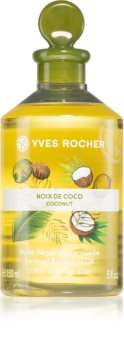 Yves Rocher Coco test és masszázsolaj