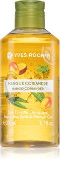 Yves Rocher Mango & Coriander energizující sprchový gel