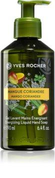Yves Rocher Mango & Coriander tekuté mýdlo na ruce