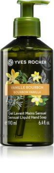 Yves Rocher Bourbon Vanilla tekuté mýdlo na ruce