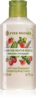 Yves Rocher Raspberry & Mint testápoló tej