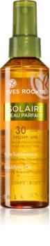 Yves Rocher Solaire Peau Parfaite olej na opalování SPF 30