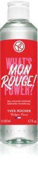 Yves Rocher Mon Rouge parfümös tusfürdő