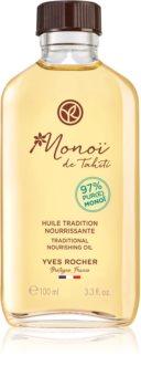 Yves Rocher Monoi de Tahiti vyživující olej na tělo a vlasy