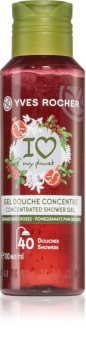 Yves Rocher I love my planet Pomegranate Pink Berries gyengéd tusfürdő gél