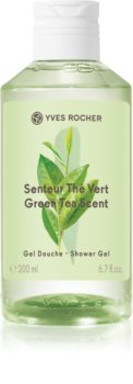 Yves Rocher Green Tea felfrissítő tusfürdő gél